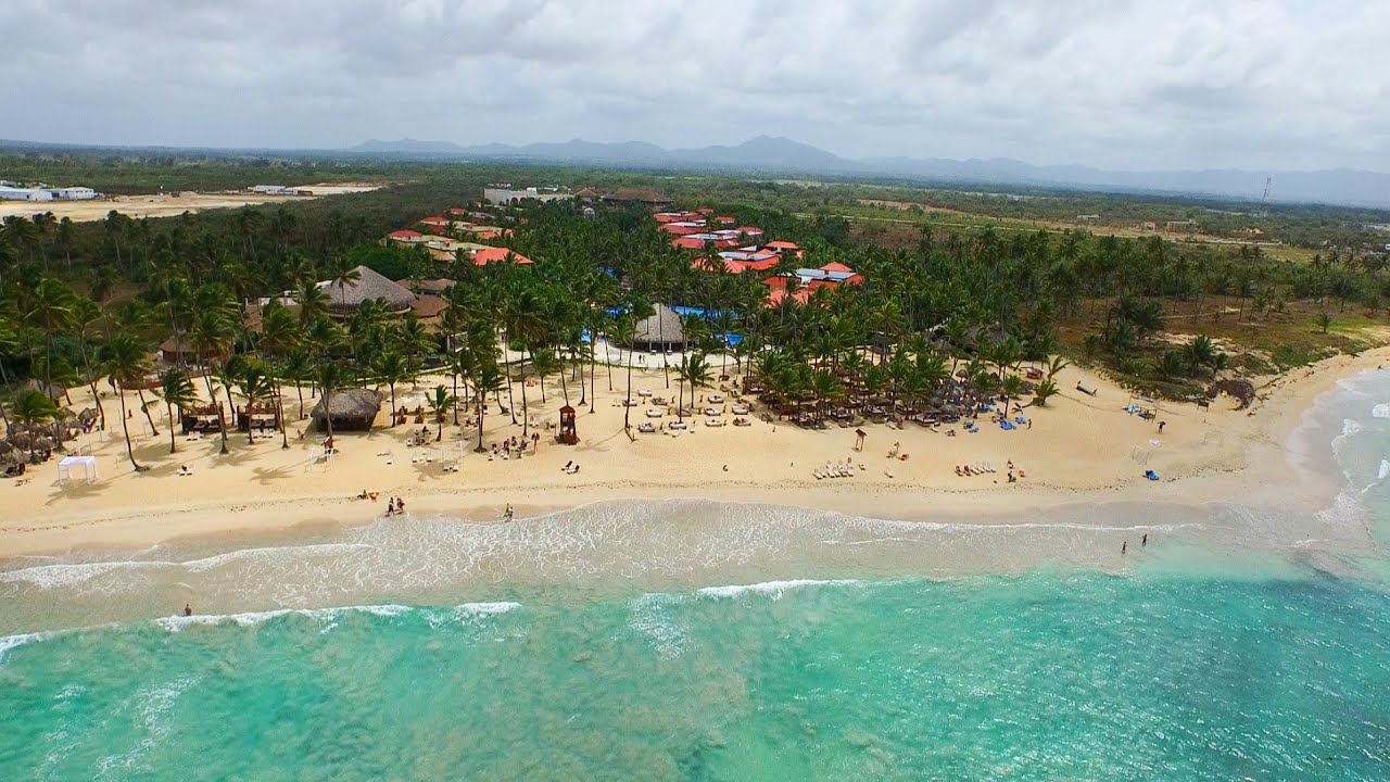Dreams Palm Beach Resort And Spa Punta Cana Dominican Republic