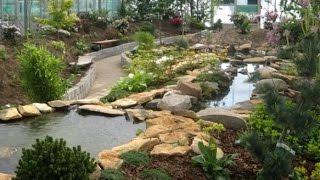 Зимний сад(Зимний сад под ключ. Искусственные скалы, водопады, водоёмы. Автоматизация управления инженерными сетями..., 2015-05-10T17:15:39.000Z)