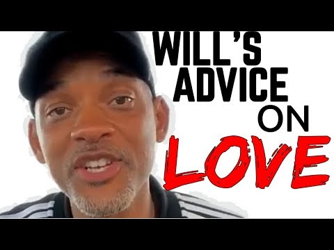 Love Advice from Will & Jada Smith! For 2018