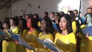 CĐ Anaheim - Bài Ca Cảm Mến (Ngọc Linh)
