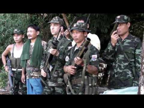 Alain Bambo meets the Karen Army - Burma - Trailer