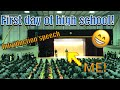 First Day Of My Japanese High School (Introduction Speech) | Exchange VLog