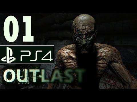 Outlast PS4 [BLIND]