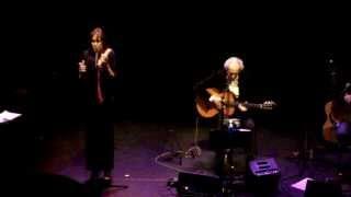 """Fernando Lameirinhas & Nynke Laverman """"Als de liefde niet bestond"""" @ De Kom Nieuwegein 29-11-2013"""