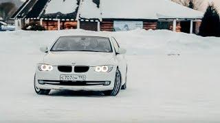 Купе е92 от BMW с дизелем! Как она себя чувствует с пробегом?