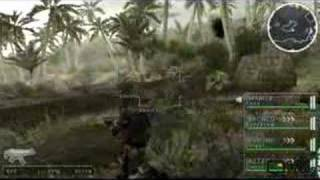 "SOCOM: U.S. Navy SEALs Tactical Strike ""Helo"" gameplay video"