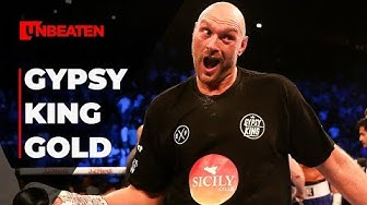 The very best of Tyson Fury quotes