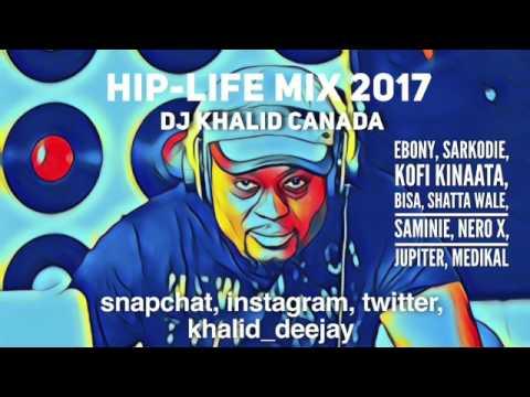 Hiplife Mix 2017 by dj Khalid
