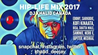 Video Hiplife Mix 2017 by dj Khalid download MP3, 3GP, MP4, WEBM, AVI, FLV Mei 2018