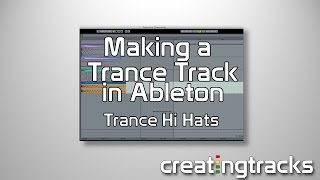 Trance HiHats Patterns