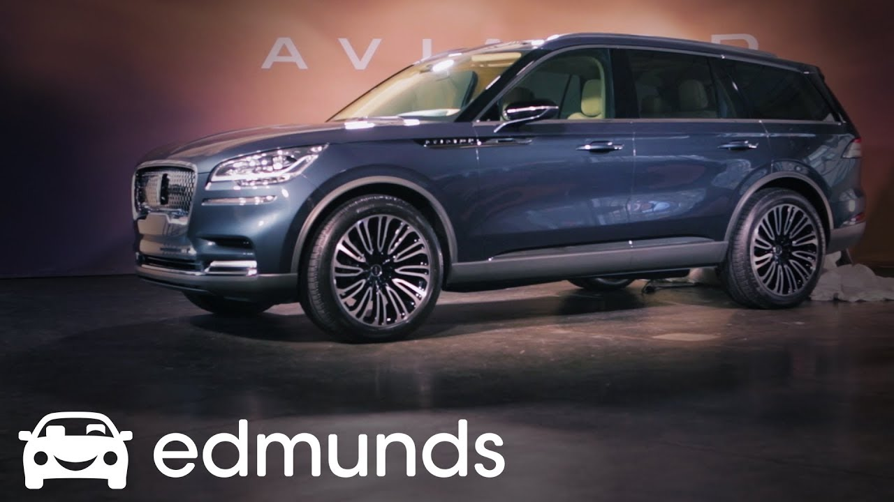 2020 Lincoln Aviator First Look Edmunds Youtube