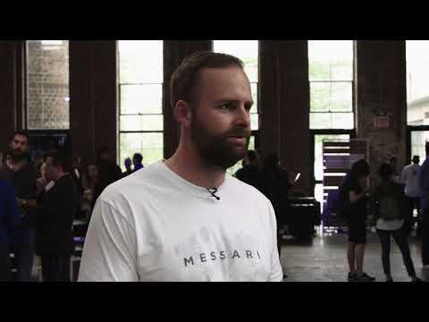 Ryan Selkis - Founder, Messari (Interview)