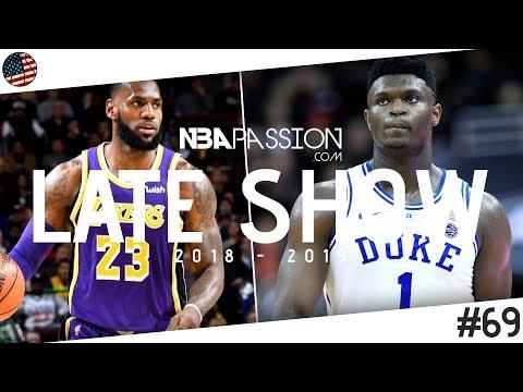 NBA Passio Late Show