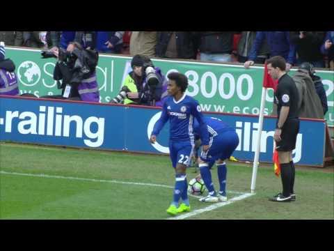 FT Stoke 1 - 2 Chelsea