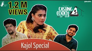 Kajol Speaks Marathi on Casting Couch with Amey & Nipun - Helicopter Eela | #CCWAN3 #bhadipa