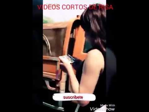 video de la chica que no se deja quitar sus pertenencias veanlo increible jejejejeje !!!! thumbnail