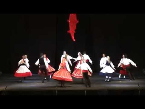 Portuguese folk dance: Vira geral, Espanhol & Chula