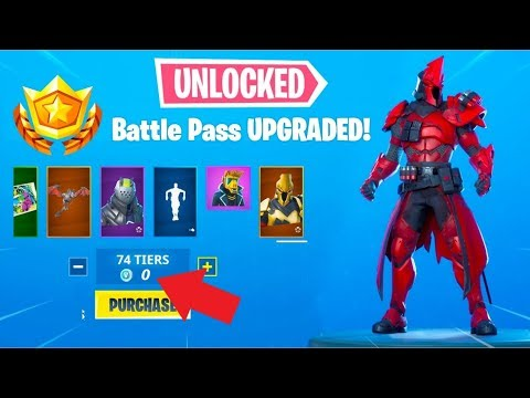 *GLITCH* How To Get MAX Tiers (Tier 100) In Fortnite Season 10 For FREE!! - Max Battle Pass