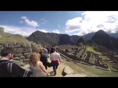 GoPro Adventures in South America