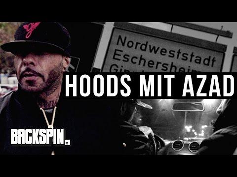 Zu Besuch bei Azad in der Nordweststadt (FFM) | BACKSPIN HOODS #22