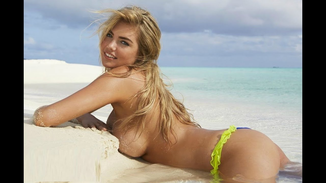 Girl Falling Through The Air Wallpaper Kate Upton Hot Swimsuit Photoshoot Youtube