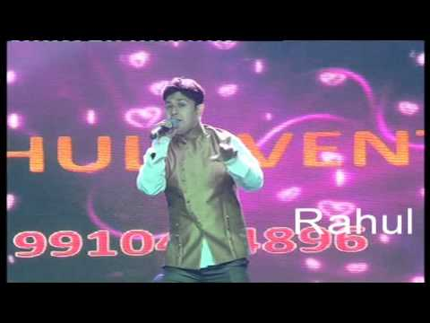 Best Karaoke singer ( Track singer ) in Delhi ( India ) Rahul Events