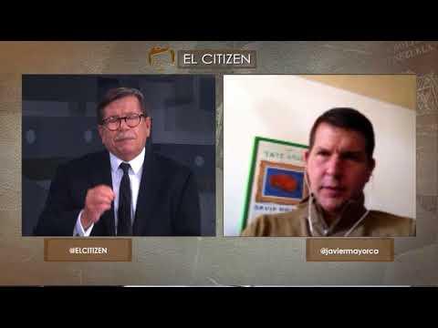 El Citizen 18/03: Javier Mayorca: barrida a los militares chavistas. SEG 04