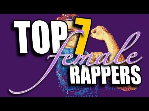 TOP 7 RAPERAS | sitofonkTV