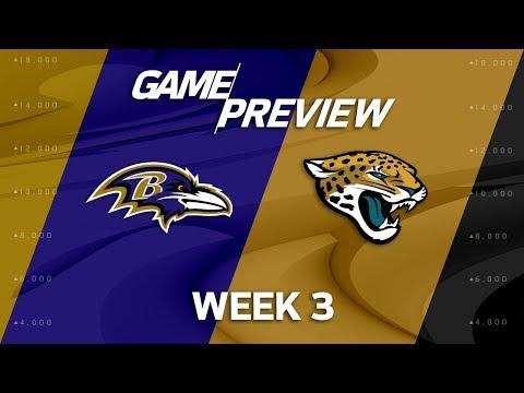 Baltimore Ravens vs. Jacksonville Jaguars   Week 3 Game Preview   NFL International Series   MTS