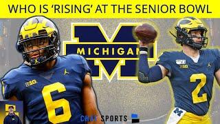 Michigan Football Rumors: Josh Uche Flying Up Draft Boards, More Michigan Players At Senior Bowl