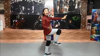 Taki Taki - DJ Snake | PURVA | Hip Hop Dance Choreography By D4 Dance Academy