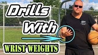 Basketball Drills With Wrist Weights