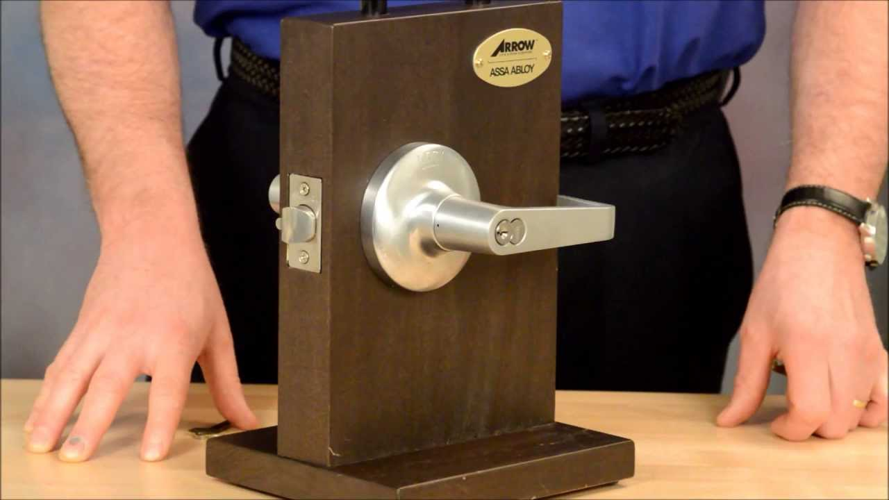 School Locks Protect Each Classroom From Intruders Youtube