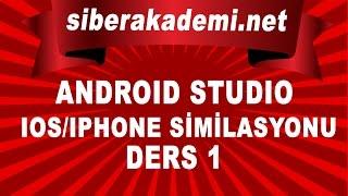 Ios Iphone Similasyonu Ders 1