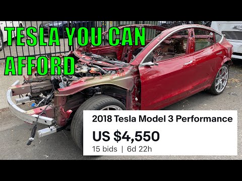 Cheapest Tesla Model 3 Performance- CHARGING and HARD LAUNCH