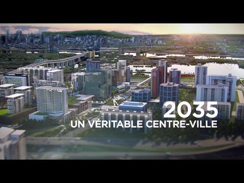 Longueuil centre-ville 2035