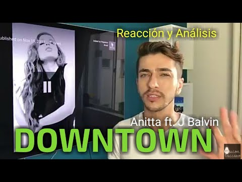 Anitta - Downtown (Vertical Video) ft. J Balvin - Reaction - Maicon Vaccaro