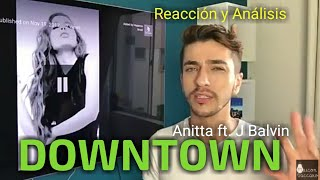 Baixar Anitta - Downtown (Vertical Video) ft. J Balvin - Reaction - Maicon Vaccaro
