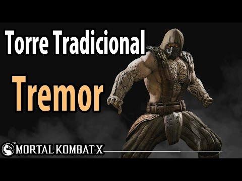 Mortal Kombat X   Español Latino   Torre Tradicional   10 Kombates   Tremor   Xbox One  