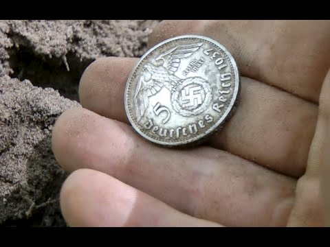 All you need is - the right spot! (metal detecting)