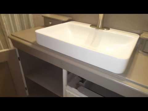 My Remodeled Bathroom With Vanity