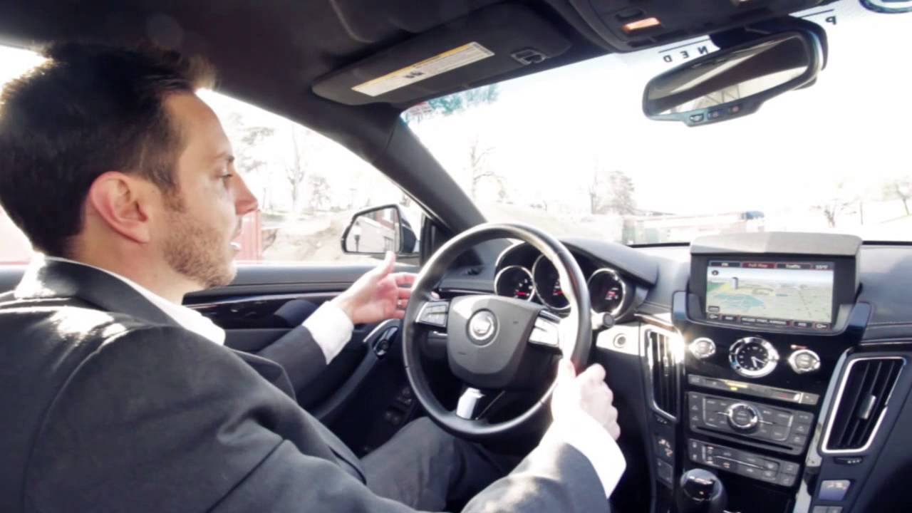 SOLD - 2013 Cadillac CTS V Coupe For Sale | Test Drive | Nationwide