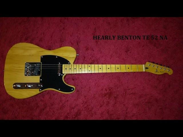 TEST HARLEY BENTON TE 52 NA