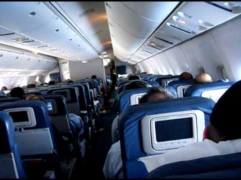 Delta Airlines Boeing 767 400 Youtube