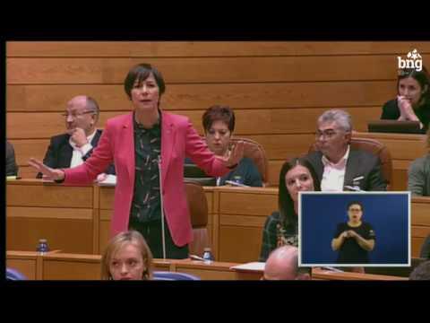 """Ana Pontón """"Con ou sen Alcoa, ten que manterse o emprego na fábrica da Coruña"""""""