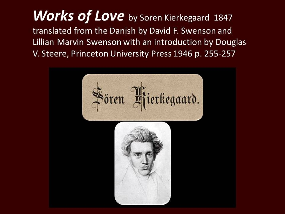 kierkegaard and christianity essay At first glance, søren kierkegaard and c s lewis might not seem amenable to any significant comparisons indeed, lewis himself seems to have.