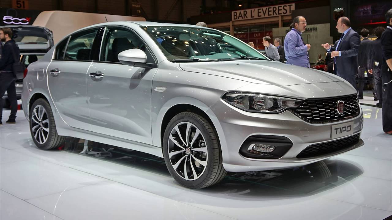 Fiat Tipo  Egea Colours