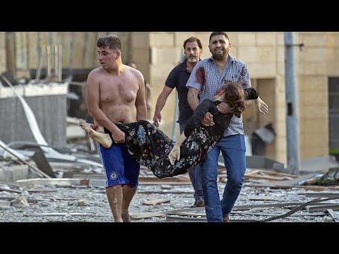 شاهد: عائلة المسعفة سحر فارس تطالب بتحقيق دولي مستقل بشأن انفجار بيروت…  - نشر قبل 2 ساعة