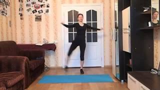Упражнения для похудения:силовая тренировка на верхнюю часть тела 20.03.2015