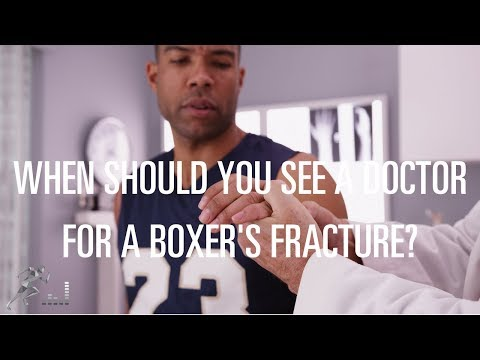 When should you see a doctor for a boxer